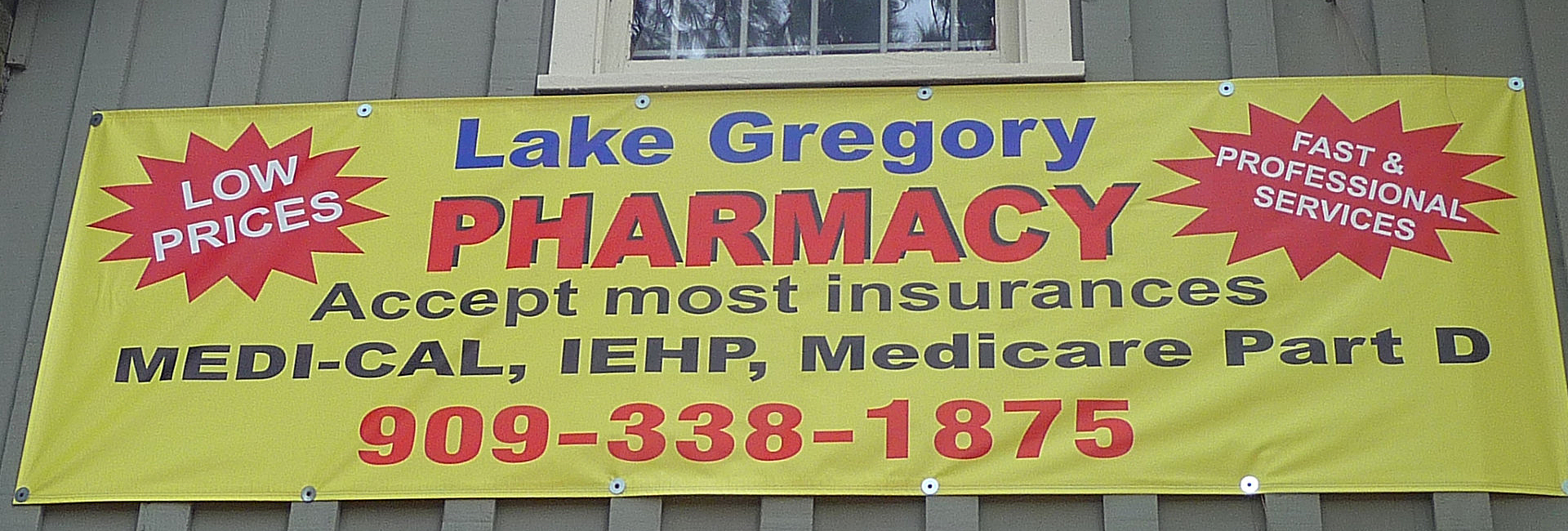 lake gregory pharmacy
